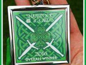 Shamrock Duathlon & 3.3 mile run